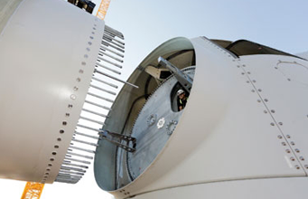 Spectrum Energy Systems - Wind Turbines - Turbine Mechanics