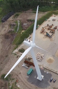 Spectrum Energy Systems - New Wind Turbines - ATB 500