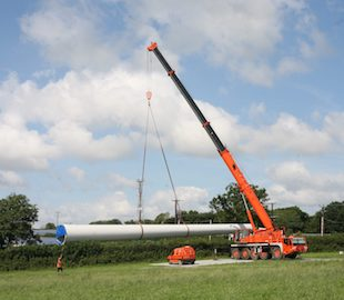 Spectrum Energy Systems - Home - Wind Turbine Specialists - Installation