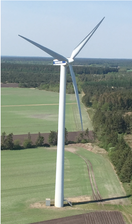 Spectrum Energy Systems - Remanufactured Wind Turbines - Vestas V42