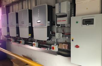 Spectrum Energy Systems - Solar Panels - Installation