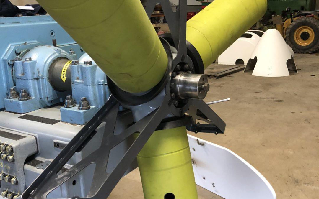 Spectrum Rebuild Endurance Turbine