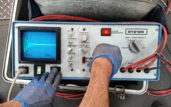 Spectrum Energy Systems - Generator Inspections - 2