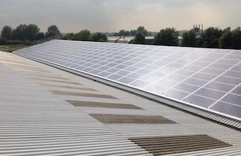 Spectrum Energy Systems - Solar - Solar Panels Roof
