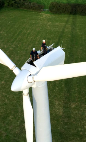 Wind Turbine Specialists - Spectrum Energy Systems Ltd
